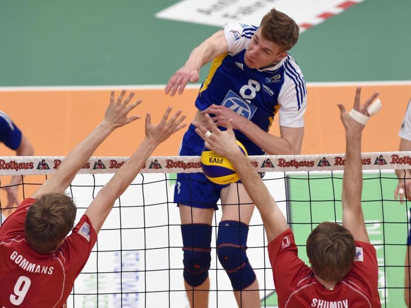 Volleyball bundesliga 2014 15 live und kostenlos coburg for Tabelle live bundesliga