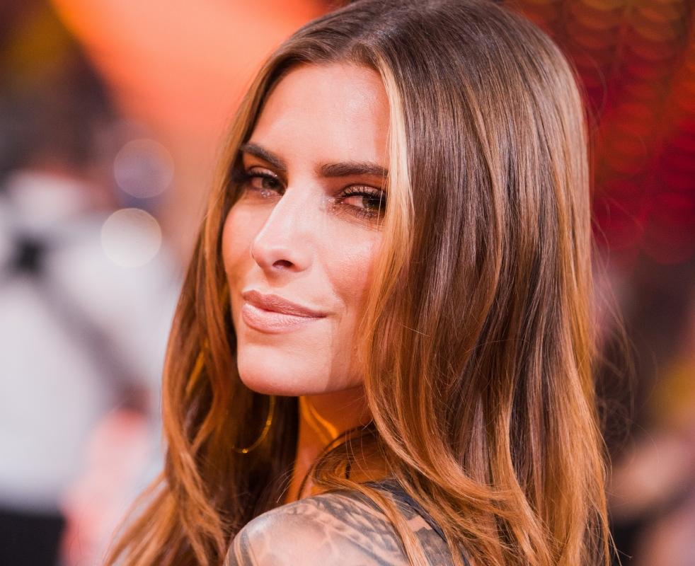Sophia Thomalla Schnipp Schnapp Haare Ab So Sieht Sie Nicht Mehr