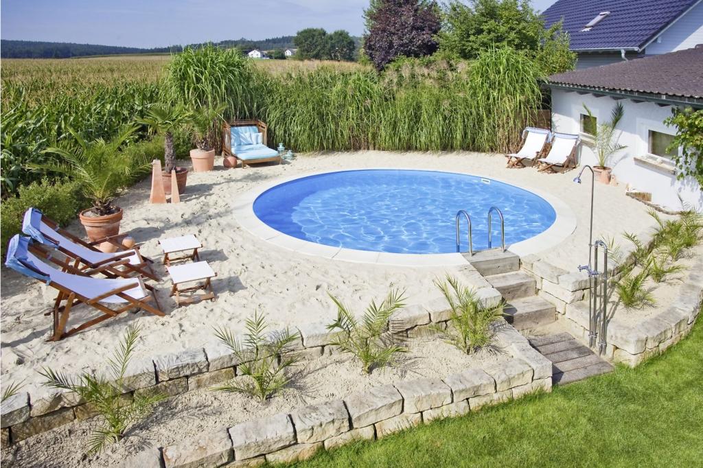 Der traum vom eigenen swimmingpool das sollten sie bei for Swimmingpool aufstellbecken pool