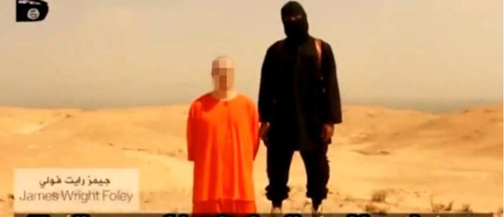 James Foley Hinrichtung
