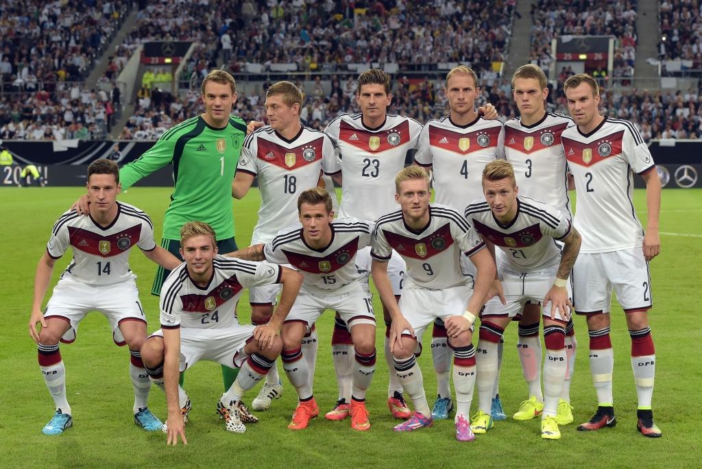 Em Qualifikation 2016 Knapper 21 Sieg Gegen Georgien Deutschland