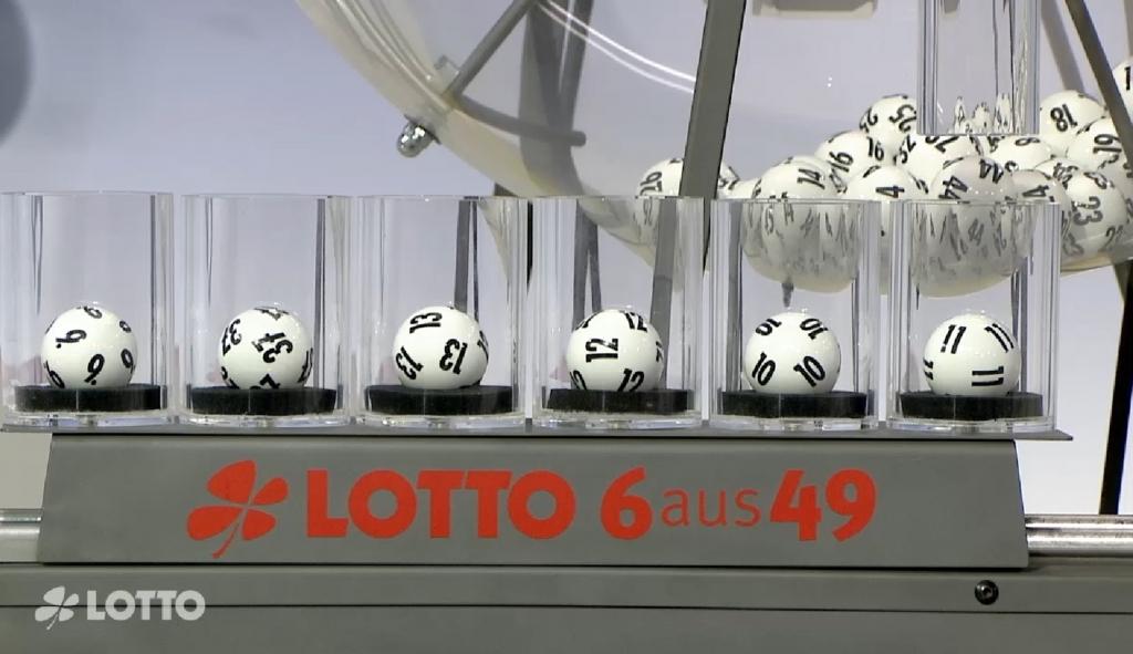 Die Lottozahlen 6 Aus 49 Von Heute