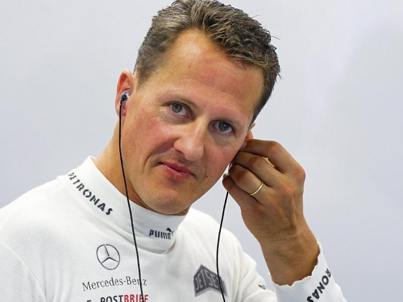 Aktuelles Von Michael Schumacher