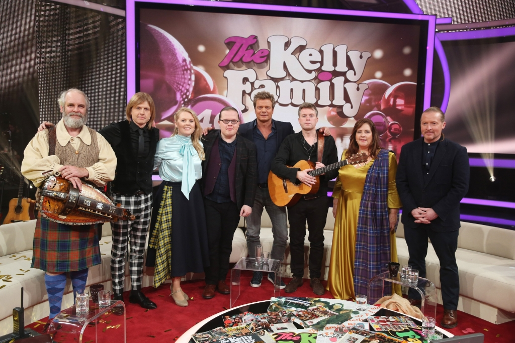 Kelly Family News Aktuelle Nachrichten Zu Kelly Family Aus 2019