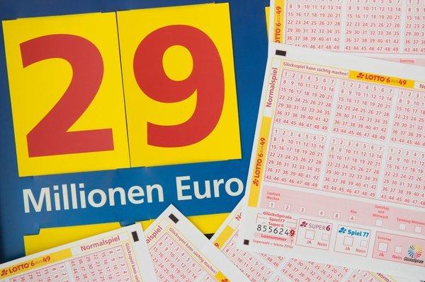 Bild Lottozahlen