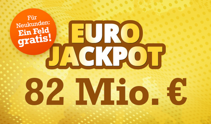 Eurojackpot 29.07.16