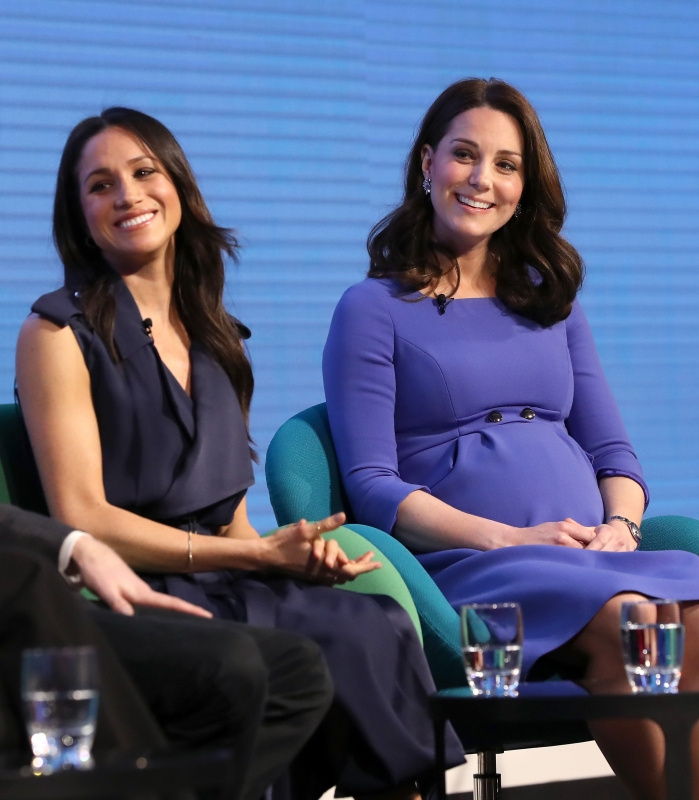 Kate Middleton Schwanger: Schmeißt Meghan Markle Eine Baby