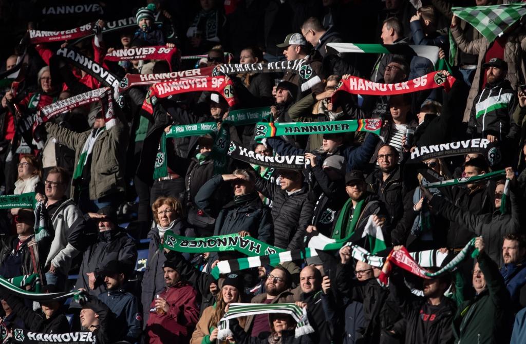 Hannover 96 Sandhausen