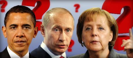 Wo war Angela Merkel, als die Mauer fiel? Welcher Fußballclub gehört Silvio Berlusconi? Und wie heißt die Lieblingsband von Wladimir Putin? Zeigen Sie Ihr Wissen über die Spitzenpolitiker dieser Welt in unserem Quiz.