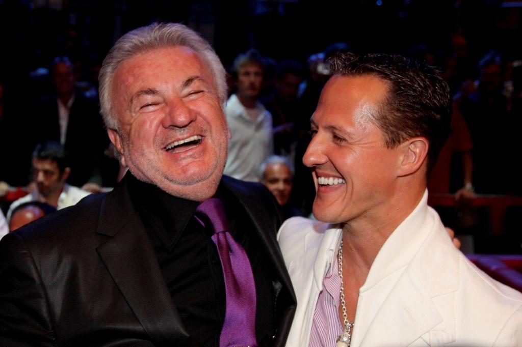 Michael Schumacher News Schumis Ex Manager Wutet Sagt Endlich Die