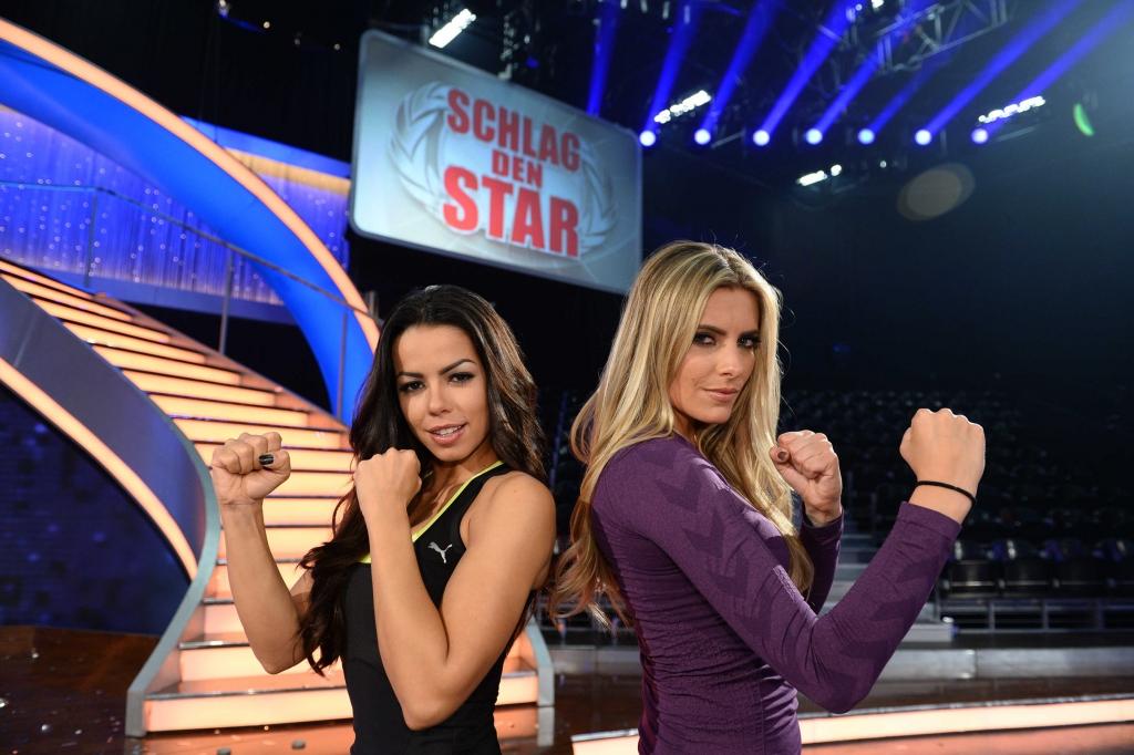 Schlag Den Star 2015 Als Wiederholung Bei 7tv Sophia Thomalla