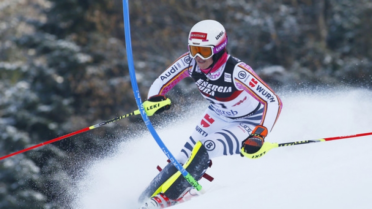 Die deutschen Slalom-Damen stehen beim Weltcup in Flachau unter Druck.