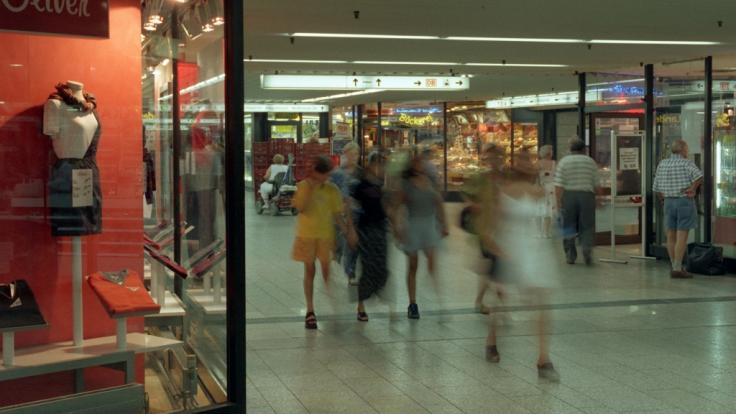 Zum verkaufsoffenen Sonntag lässt es sich hervorragend nach Lust und Laune einkaufen.