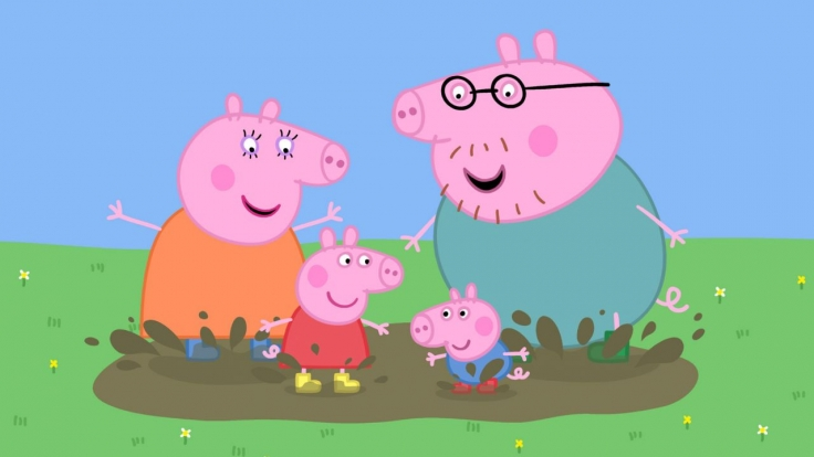 Peppa Pig bei Super RTL (Foto)