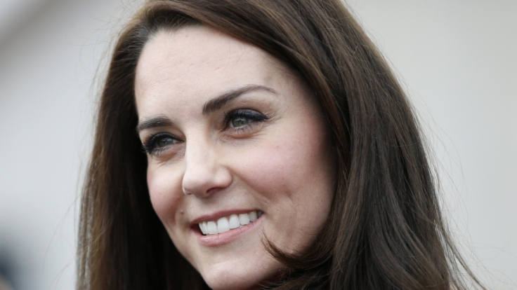 Kate Middleton kann sich bei der Erziehung ihrer Sprösslinge Prinz George, Prinzessin Charlotte und Prinz Louis auf die professionelle Unterstützung ihres Kindermädchens Maria Borrallo verlassen. (Foto)