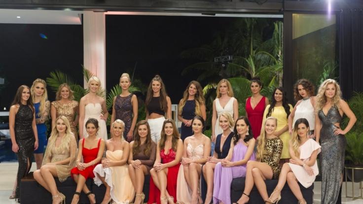 Diese jungen Frauen buhlten aktuell um Bachelor Daniel Völz.