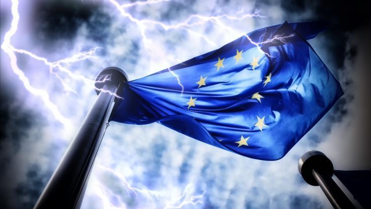 Die Großwetterlage in Europa sorgt für zahlreiche Unwetter. (Foto)