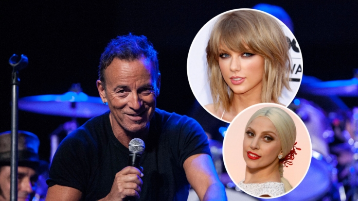 Bruce Springsteen, Taylor Swift und Lady Gaga wissen, wie man Fans eine Freude macht. (Foto)