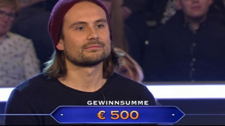 Sportjournalist Johannes Meinow hat sich bei Günther Jauch verzockt.