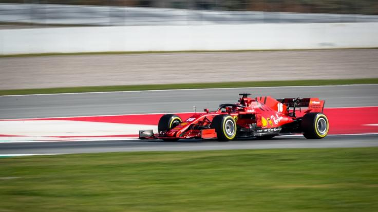 Am 13.03.2020 startet die Formel 1 in die neue Saison.
