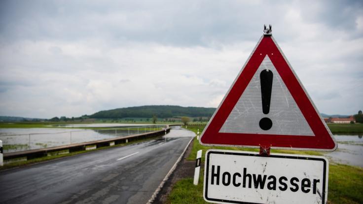 Droht Bayern ein weiteres Hochwasser? (Foto)