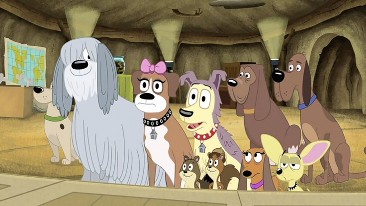 Pound Puppies - Der Pfotenclub bei Super RTL (Foto)