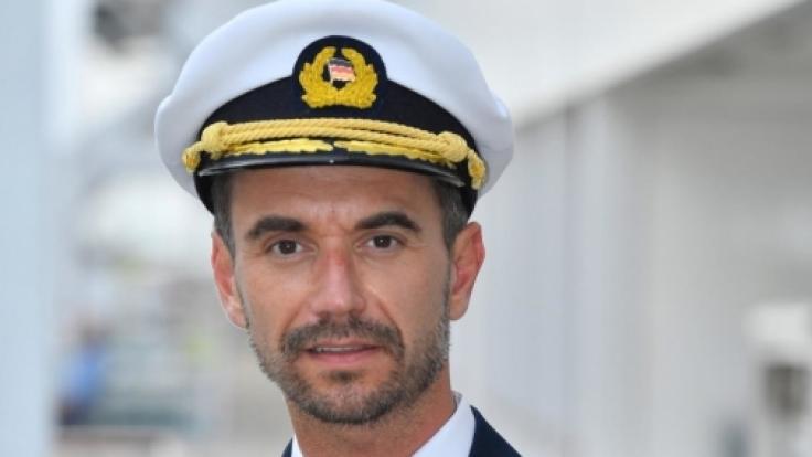 """Ob Florian Silbereisen als ZDF-""""Traumschiff"""" überzeugen kann? (Foto)"""