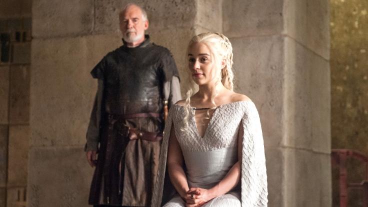 Game of Thrones - Das Lied von Eis und Feuer: In Meereen muss sich Daenerys (Emilia Clarke) als Herrschwerin beweisen.
