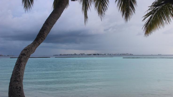 Auf den Malediven wurde ein Tourist angeschossen. (Foto)