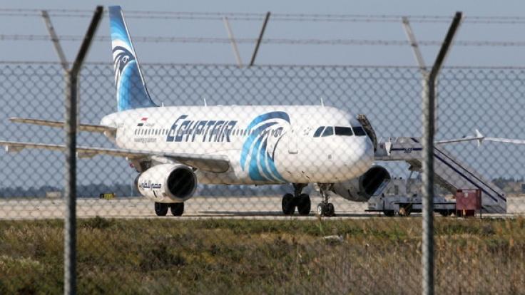 Egyptair Absturz News