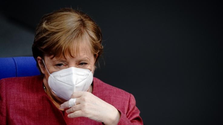 Plant Bundeskanzlerin Angela Merkel Lockerungen für Geimpfte? (Foto)