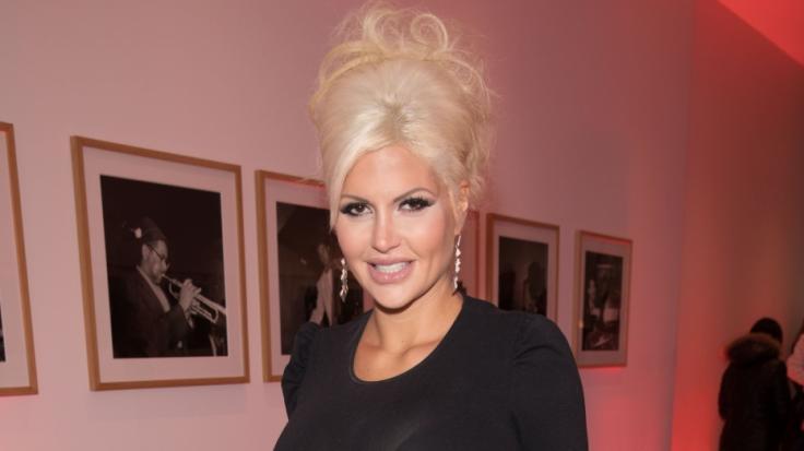 Ist aktuell im 6. Monat schwanger: Sophia Vegas.