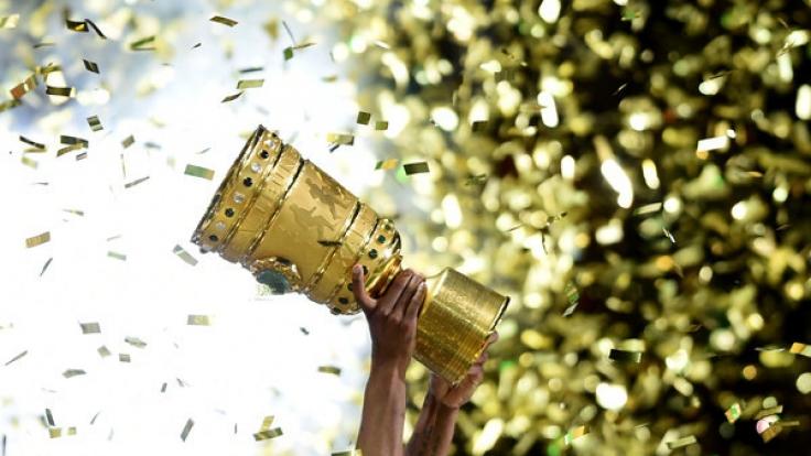 Wer trifft im Viertelfinale des DFB-Pokals aufeinander? Alle Infos zur Ziehung am Mittwoch, den 08.02.2017, finden Sie hier. (Foto)