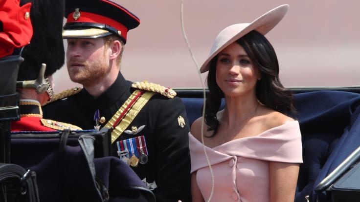 Für Prinz Harry und Meghan Markle heißt es demnächst Abschied nehmen.