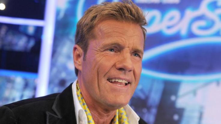 Dieter Bohlen kann sich auf strahlende Zähne verlassen.