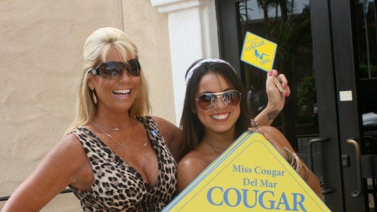 Cougar sein und Spaß dabei haben!