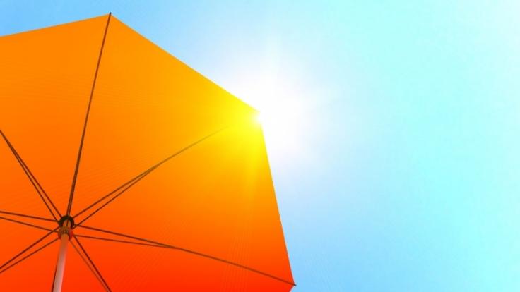 Ob der Sommer im August 2017 zurückkommt? (Foto)
