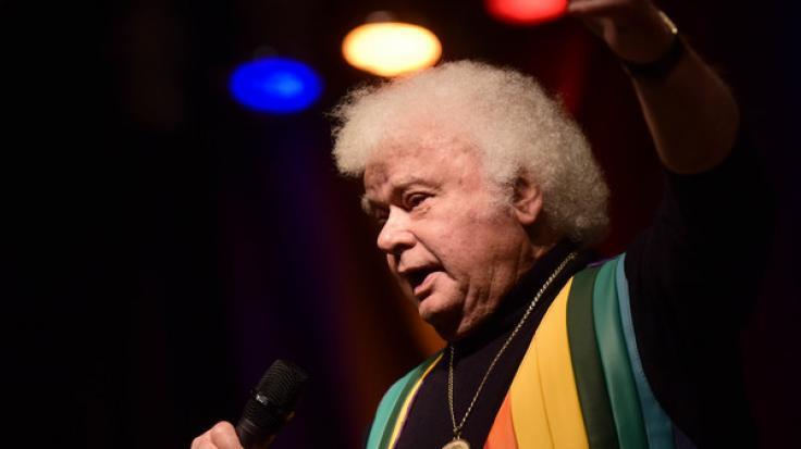 Unterhaltungskünstler Fips Asmussen ist im Alter von 82 Jahren gestorben. (Foto)