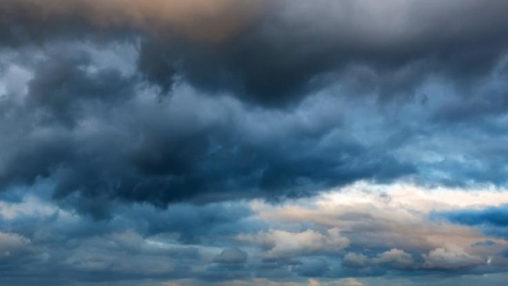 Wettervorhersage: Es wird bewölkt. (Symbolbild) (Foto)
