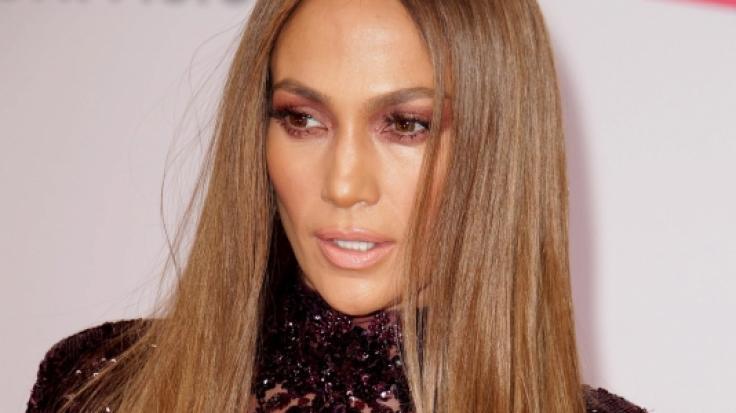 Jennifer Lopez sexte ein Selfie ihres Freundes auf.