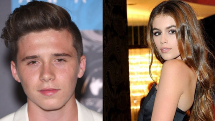 Brooklyn Beckham und Kaia Gerber starten durch. (Foto)