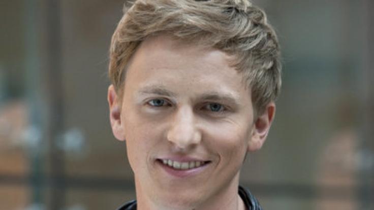 """Mit Anfang 30 hat es Moderator Jochen Breyer schon geschafft, das Gesicht des """"ZDF Sportstudios"""" zu werden. (Foto)"""