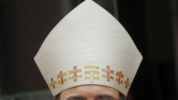 Bischof Franz-Peter Tebartz-van Elst hat für den größten Protz-Skandal in der Geschichte der deutschen Kirche gesorgt.