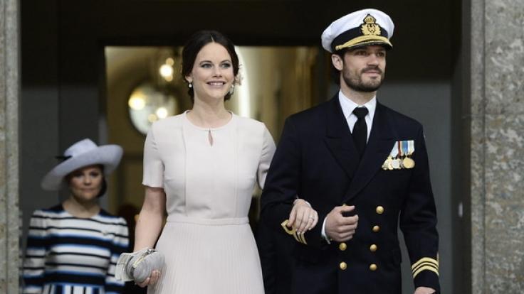 Prinzessin Sofia von Schweden und Prinz Carl Philip von Schweden schweben derzeit im Baby-Glück!