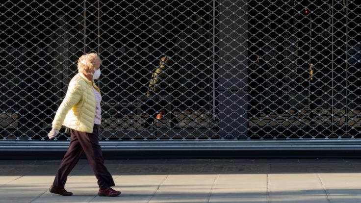 Wie lang wird der Lockdown in Deutschland noch anhalten? (Foto)