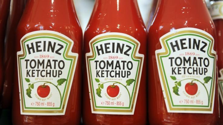 Der Ketchup von Heinz fiel bei den Testern von Ökotest durch. (Symbolfoto) (Foto)