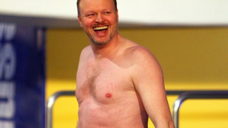 Killerplautze Stefan Raab: Ihm ist kein Spaß zu billig.