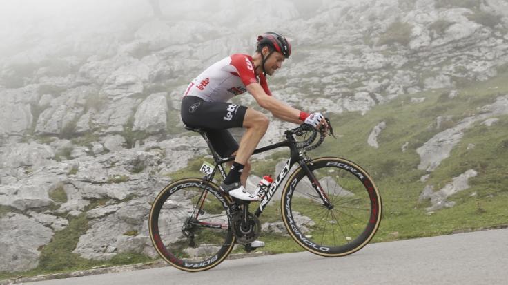 Vom 24. August bis zum 15. September 2019 findet zum 74. Mal die Vuelta a España 2019 statt. (Foto)