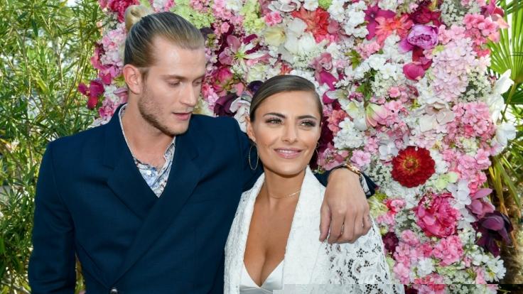Sophia Thomalla und Loris Karius sind seit knapp einem Jahr ein Paar.