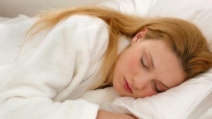 Schlafen (Foto)